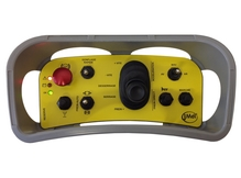 Radio remote control for shunters